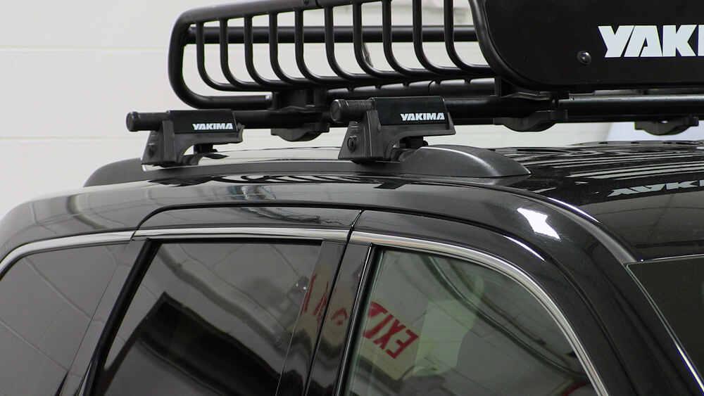 2008 jeep grand cherokee yakima loadwarrior roof rack. Black Bedroom Furniture Sets. Home Design Ideas