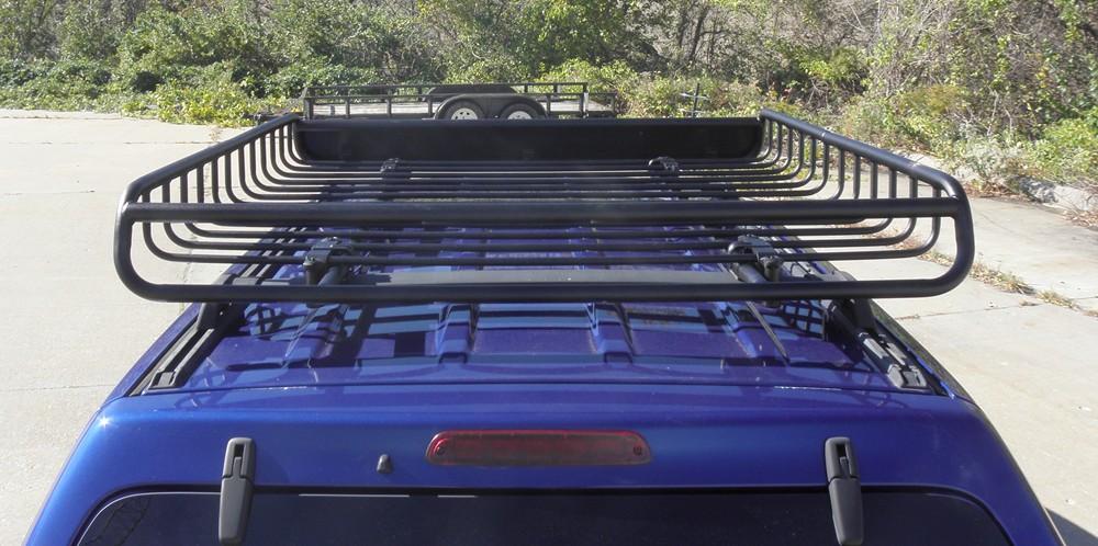 Ford Escape Roof Rack >> Yakima MegaWarrior Extra Large Roof Rack Cargo Basket Yakima Roof Basket Y07080