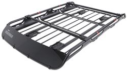 "Yakima OffGrid Roof Cargo Basket - Steel - 62"" Long x 40"" Wide - 165 lbs"