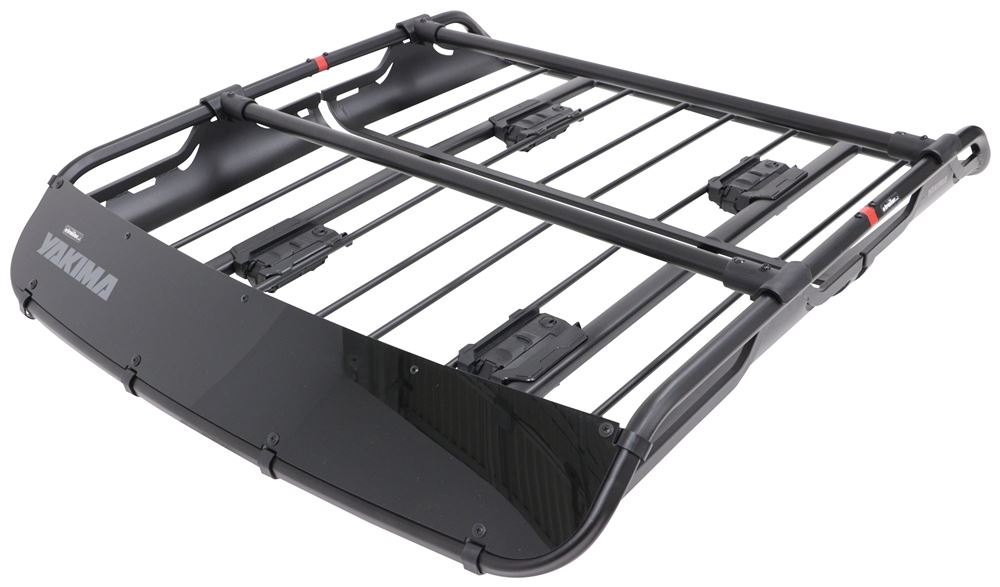 "Yakima OffGrid Roof Cargo Basket - Steel - 44"" Long x 40"" Wide - 165 lbs Short Length Y07138"