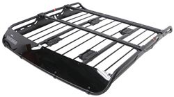 "Yakima OffGrid Roof Cargo Basket - Steel - 53"" Long x 49"" Wide - 165 lbs"