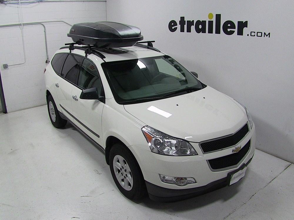 Chevrolet Traverse Yakima RocketBox Pro 14 Rooftop Cargo