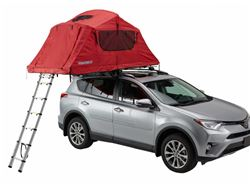 Yakima SkyRise Tent for Roof Rack Crossbars - 3 Person - 600 lbs - Red