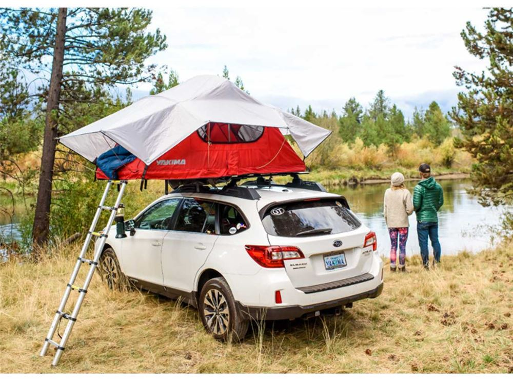 Yakima Skyrise Tent For Roof Rack Crossbars 3 Person