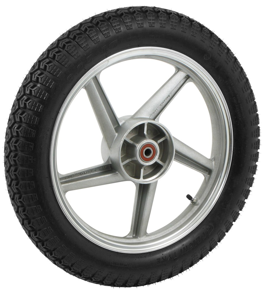 Spare Tire With 5 Spoke Rim For Yakima Rack And Roll