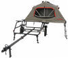 Yakima EasyRider Double Decker Trailer with SkyRise HD Tent - 3 Person - 14-1/2' Long 2 Inch Ball Coupler Y08129-3727