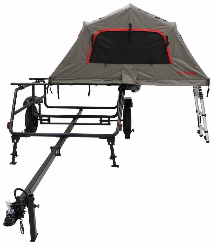 Y08129-3727 - 14-1/2 Feet Long Yakima Roof Rack On Wheels