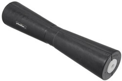 "Yates Keel Roller for Boat Trailers - Super-Heavy-Duty Rubber - 18"" Long - 5/8"" Shaft"