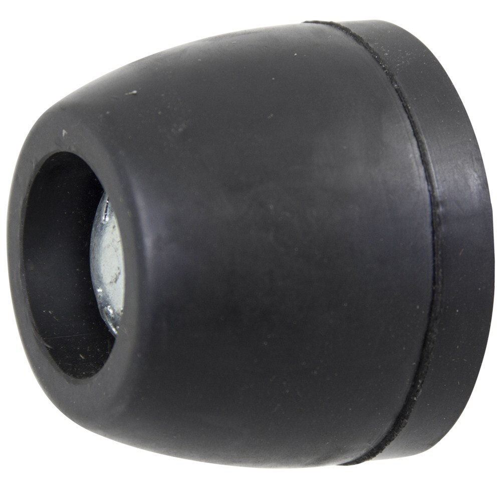 Yates Rubber Black Rubber Boat Trailer Parts - YR224-4
